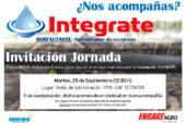 Día 25 de septiembre. Presentación sistema Integrate en el PITA