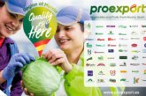 Proexport desembarca en Fruit Attraction con 36 expositores