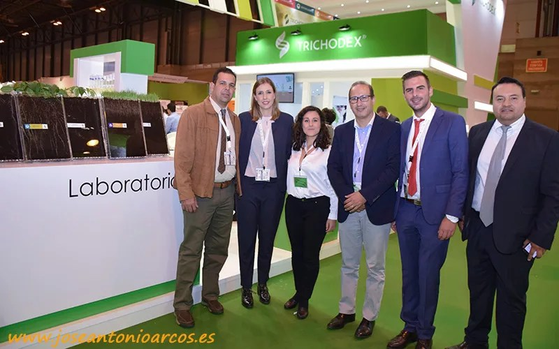 Trichodex en Fruit Attraction 2018.