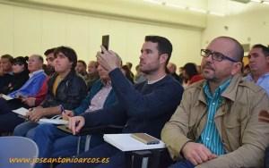 Presentación de Luna Sensation en Almería.