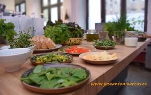 Urban farming in Berlín, Rijk Zwaan, Love My Salad.