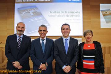 El músculo de Almería supera los 3.000 millones €
