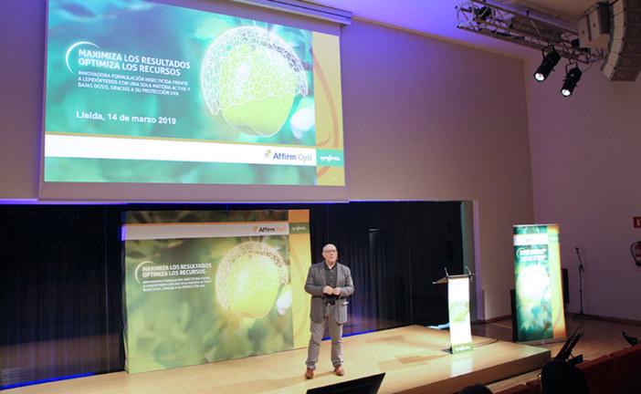Syngenta lanza un insecticida para manzano efectivo a bajas dosis