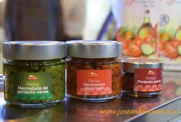 Las esferificaciones de hortalizas de Vicasol