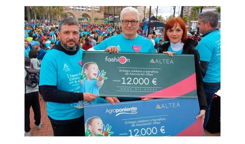 I Runner Fashion, carrera azul por el autismo - joseantonioarcos.es