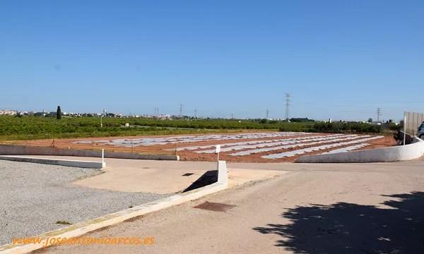 Centro de Experiencias y Ensayos de Museros, Anecoop, Valencia. /joseantonioarcos.es