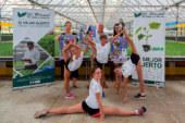 El Plantel patrocina la máster class de la olímpica Daria Dmitrieva