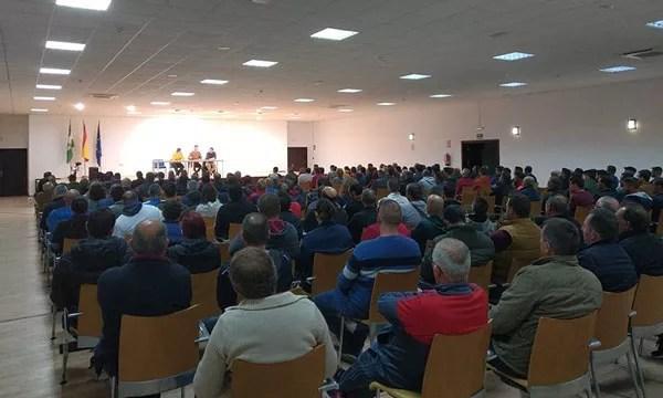 Agricultores Independientes en Campohermoso, Níjar, Almería. /joseantonioarcos.es