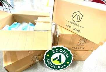 Ecohal dona 12.000 mascarillas a hospitales y centros de ancianos