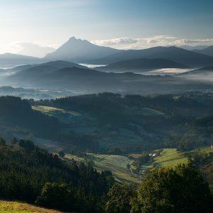 Montañas Pais Vasco