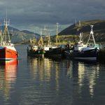 Paisaje marino, Escocia