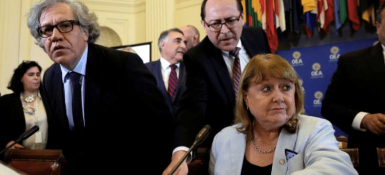 OEA: de la complicidad activa a la complicidad estúpida