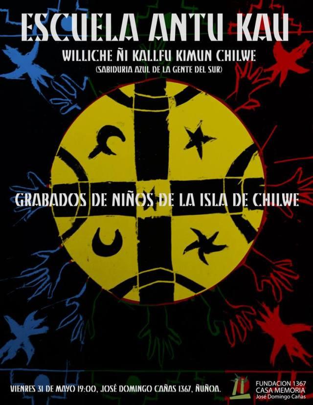 exposición niños chiloe
