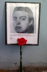 Sergio Hernán Lagos Hidalgo Detenido Desaparecido el 14 de septiembre de 1974