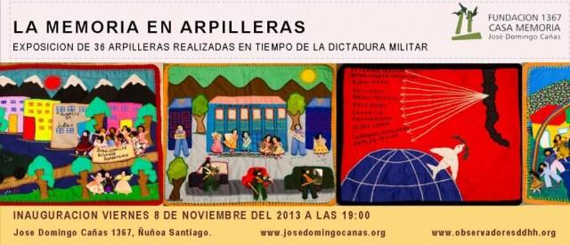 2013-11-08-tarjeta invitacion arpilleras