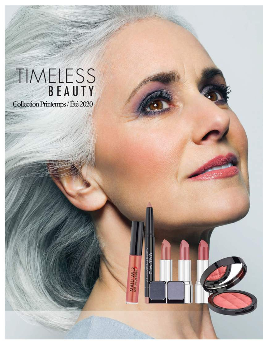 MALU WILZ - Nouveauté Printemps 2020 - Timeless Beauty - Josée Dubé Spa Urbain - Montréal - Rosemont