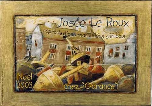 Garance 2003, affiches