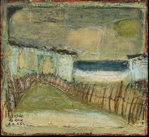 Les cabines II, Josée Le Roux
