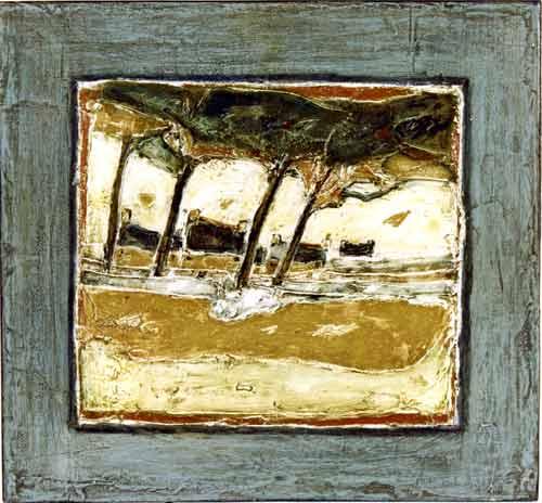 Les pins noirs, Bretagne
