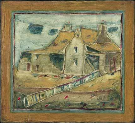 Maison Cornec, Arrée