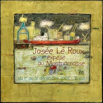 Montparnasse 2005, affiches