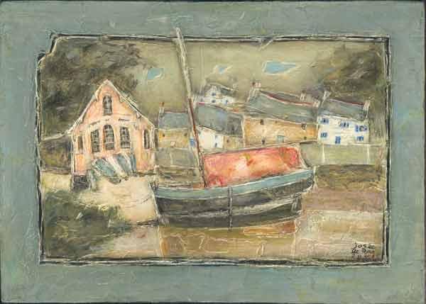 Sainte Marine, Bretagne