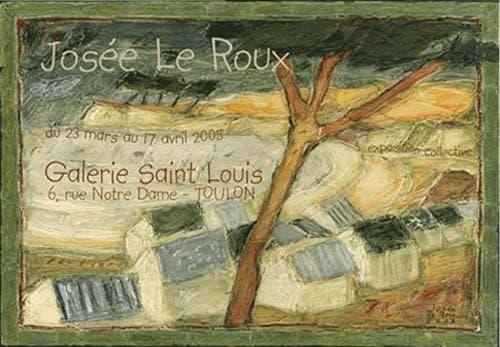Toulon 2004, affiches
