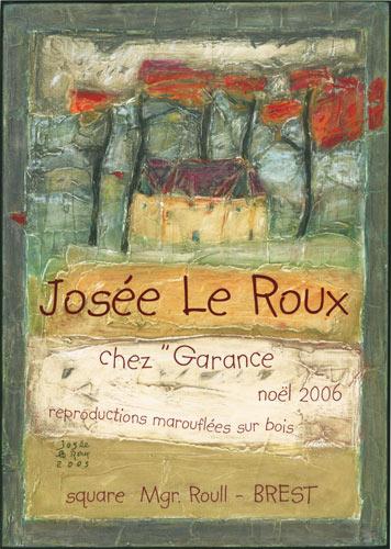 Garance 2006, affiches