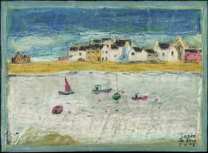 L'Île Tudy, Bretagne