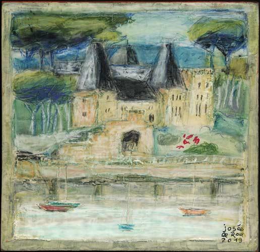 Château de Cosquies