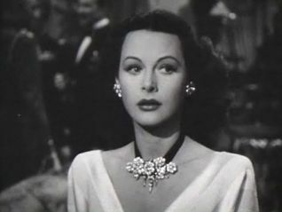 Hedy Lamarr - Actrice, productrice et inventrice.