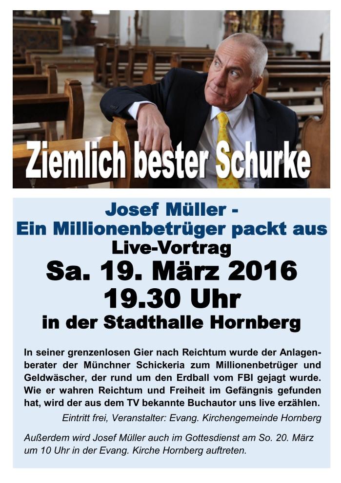Hornberg-Plakat
