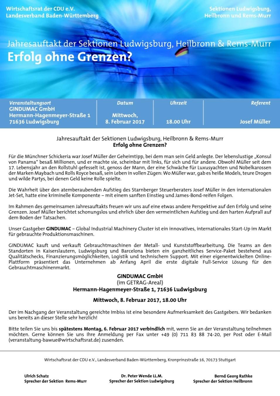 Ludwigsburg-Wirtschaftsrat