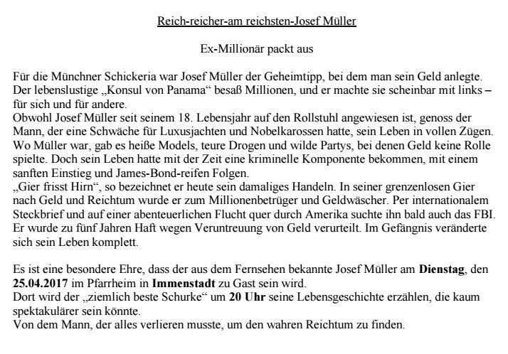 Immenstadt Text
