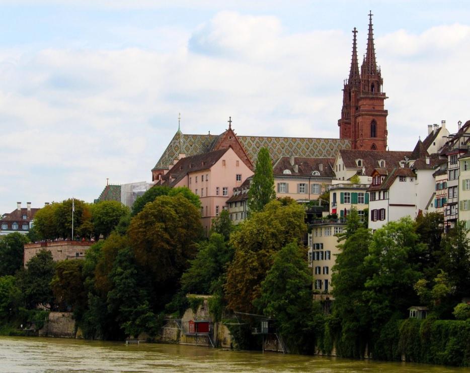 Basel-Heilsarmee