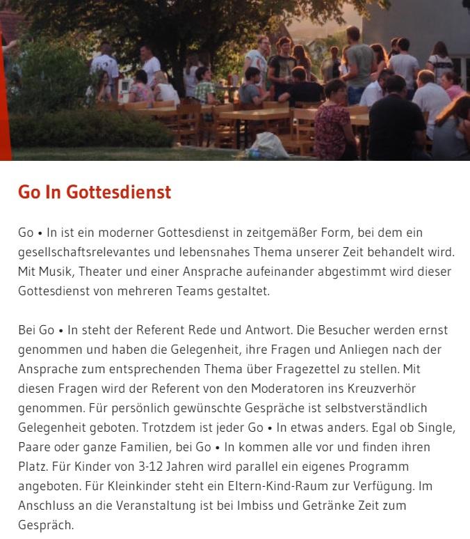 Schopfloch-Go-In