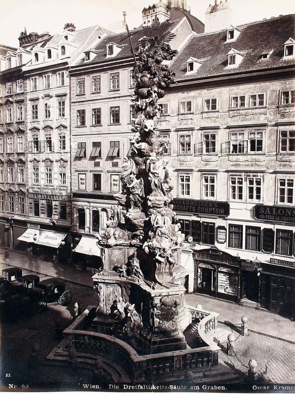 Wien 1880, Graben