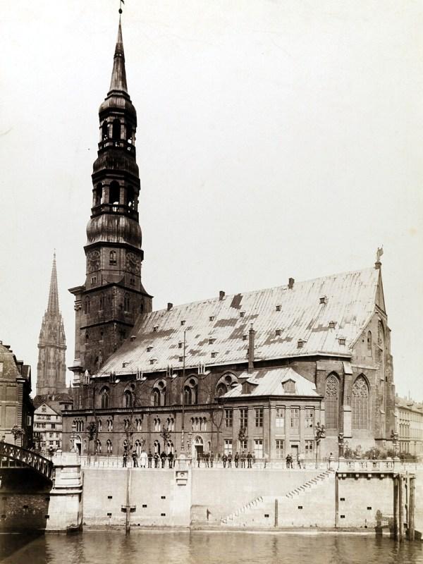 Hamburg 1900, Katharinenkirche