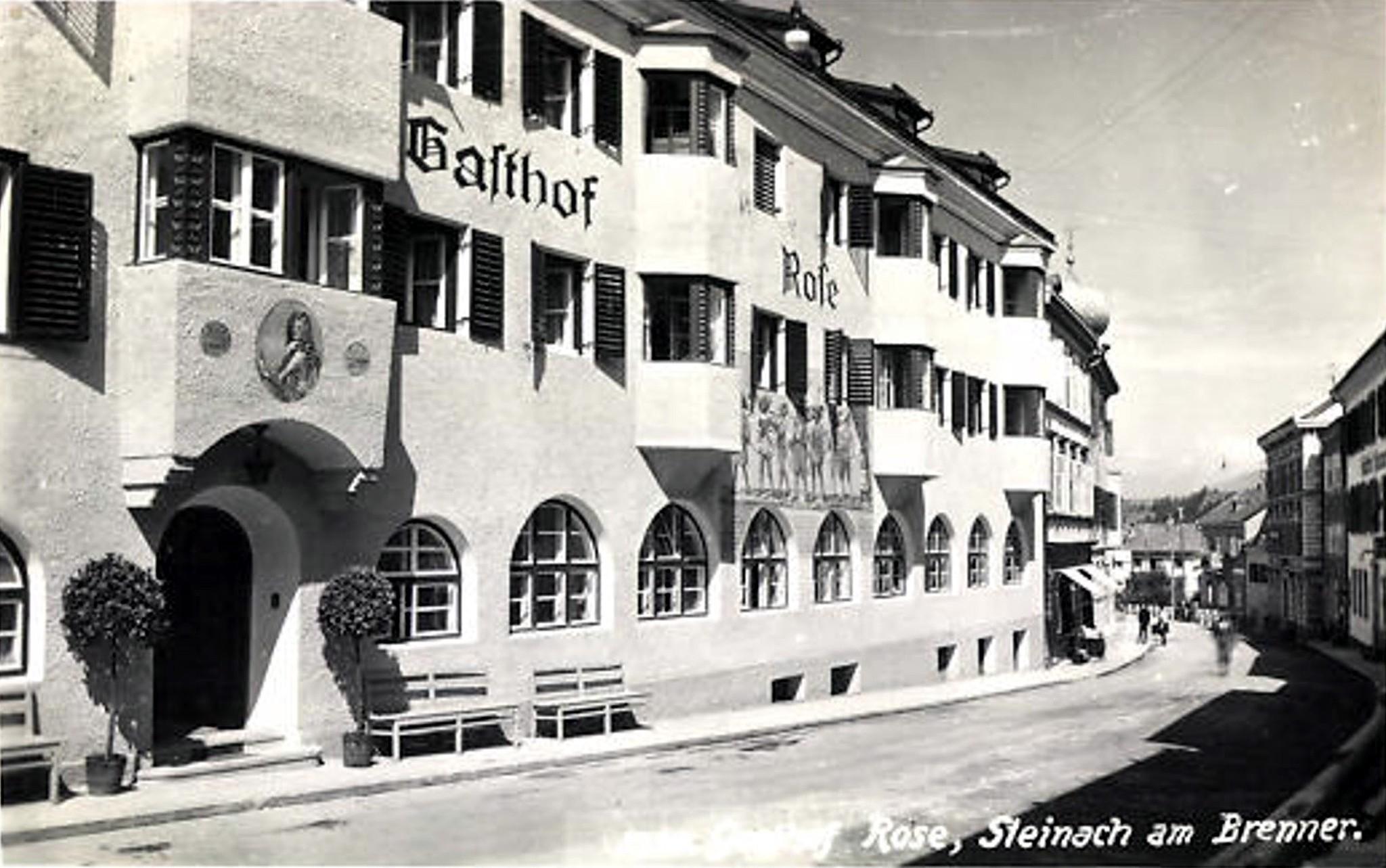 Steinach 1935, Hotel Rose