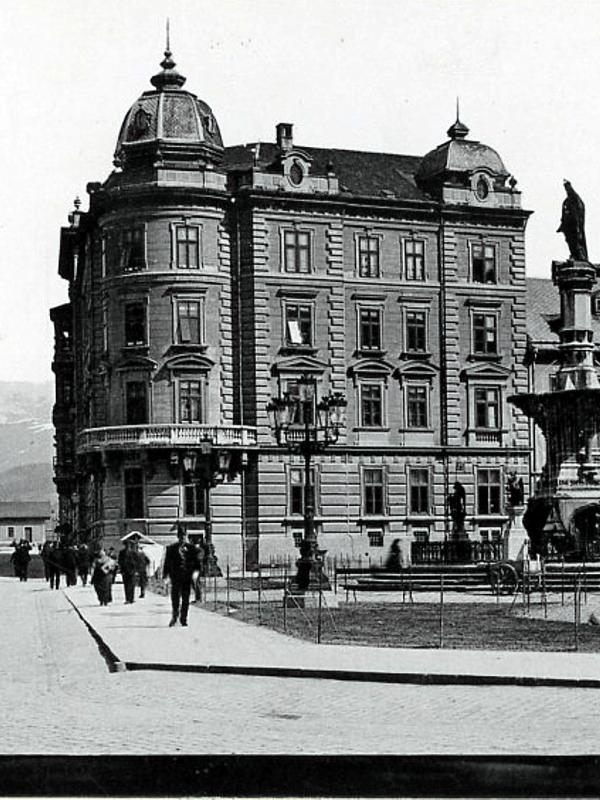 Innsbruck 1880, Rudolfsbrunnen
