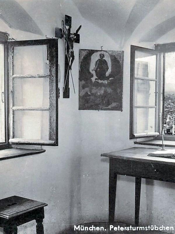 München 1935, Petersturm