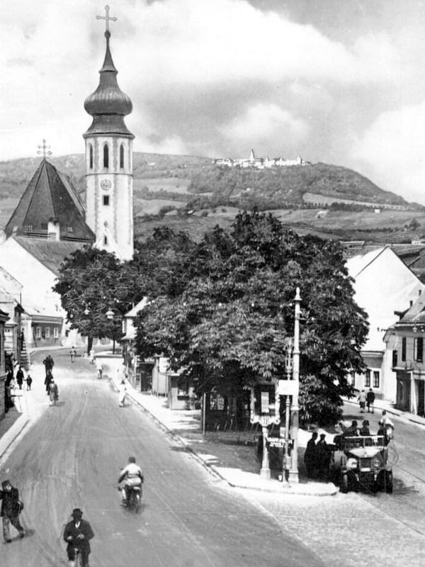 Wien 1950, Grinzing