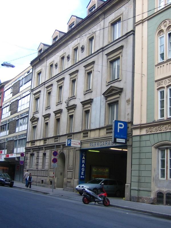 Innsbruck 2005, Erlerstraße