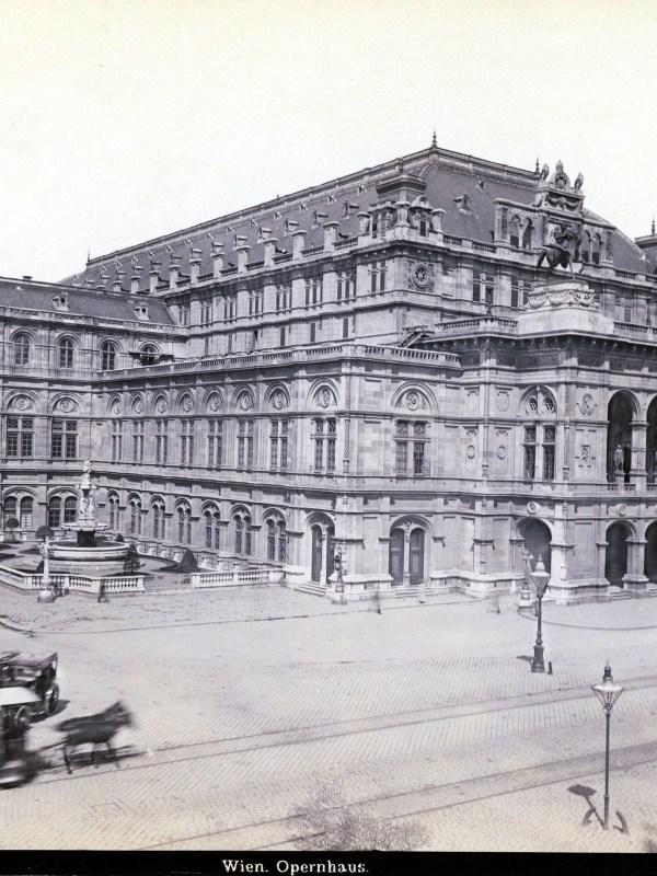 Wien 1880, Staatsoper
