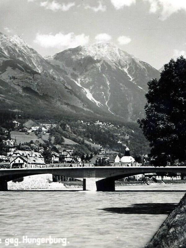 Innsbruck 1935, Universitätsbrücke