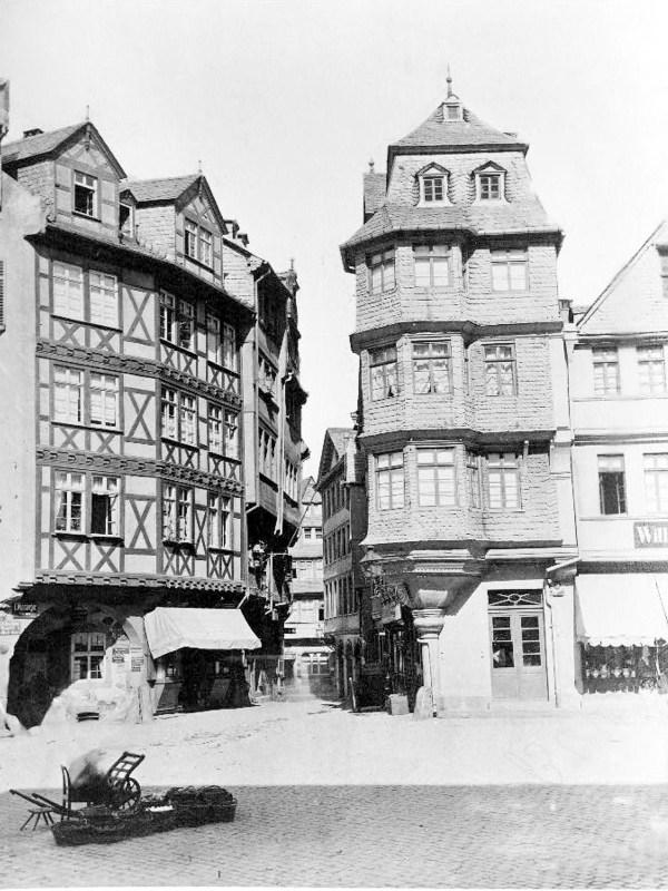 Frankfurt 1870, Lutherhaus