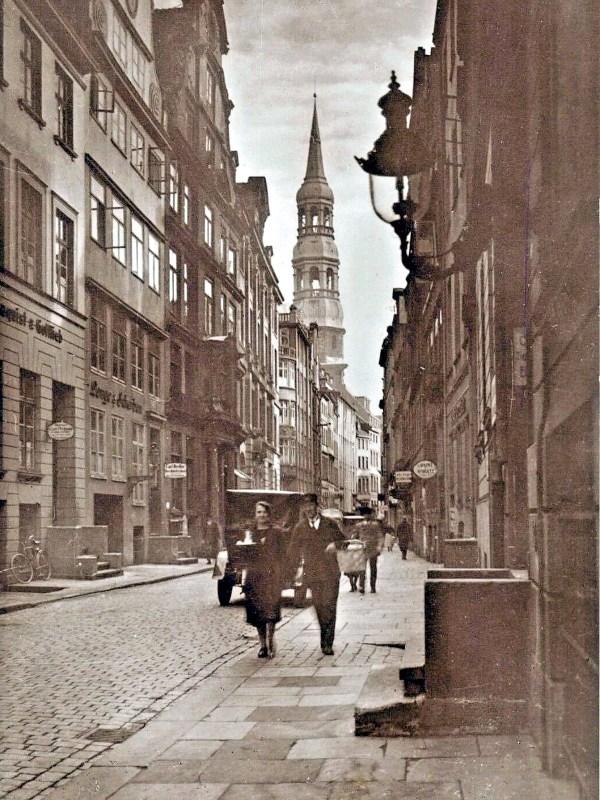 Hamburg 1935, Katharinenstraße