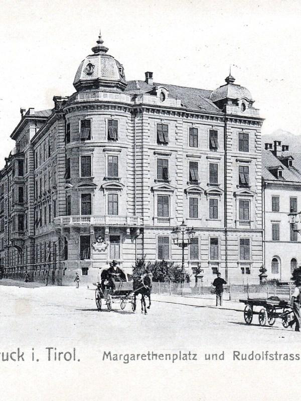 Innsbruck 1905, Rudolfsbrunnen