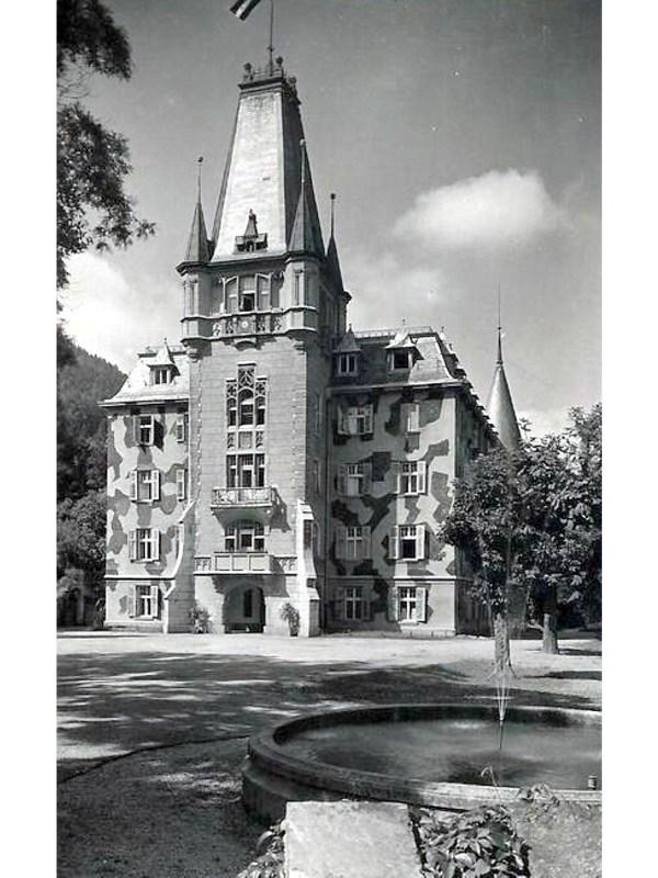 Mentlberg 1946, Tarnung