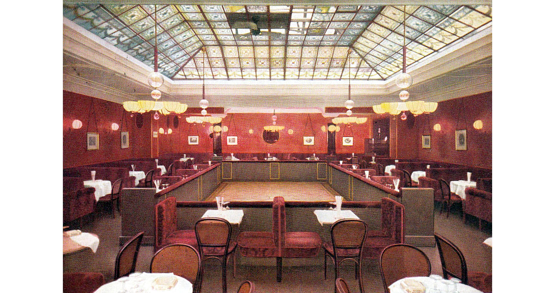 Innsbruck 1937, Café Schindler